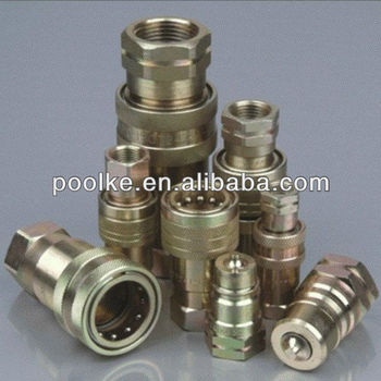 ISO7241-1-A(ISO-A) Hydraulic Quick Couplings