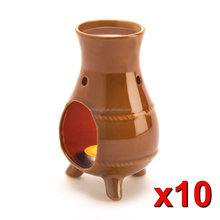 terracotta Chiminea Outdoor Party Wax Tart Warmer Oil Candle
