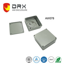 Hot sale small aluminum waterproof die casting box