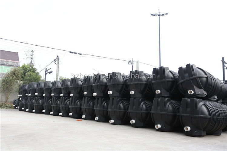 Popular Selling Unique Rotomold pe septic tank / plastic septic tank