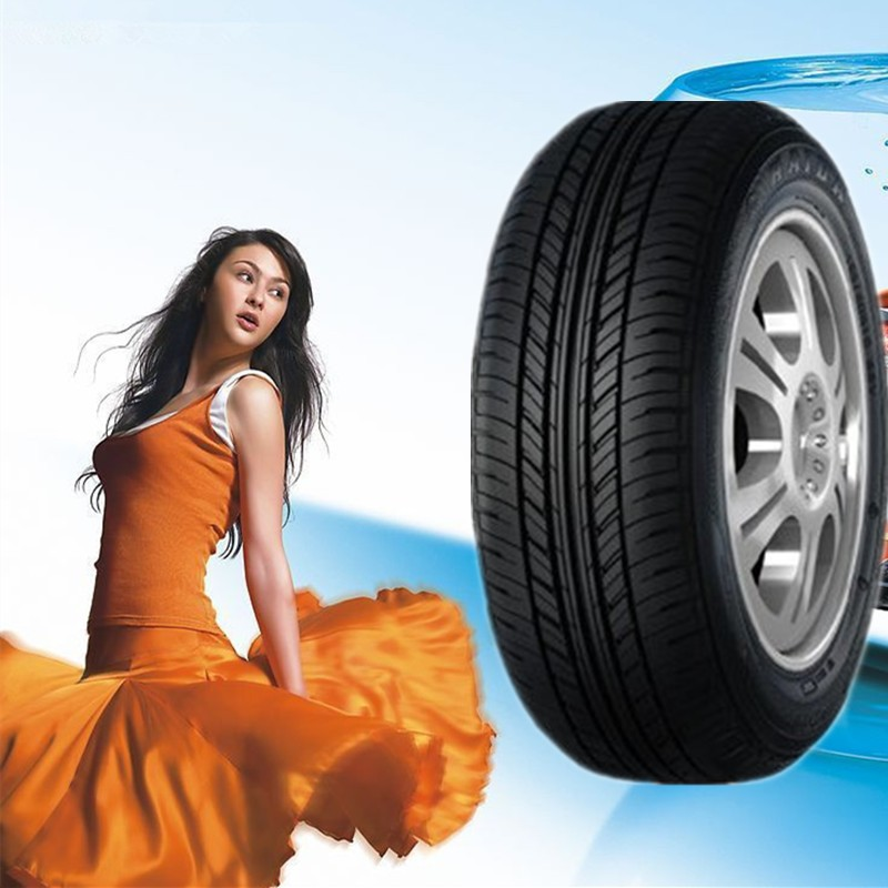 High quality durable 185r14c safety radial automotive second hand car tires