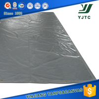 Pvc Coated Polyester Tarpaulin Fabric