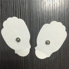 Replacement tens gel electrode pad for tens unit massager
