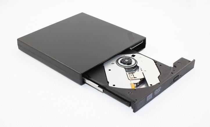 New USB 2.0 External DVD Combo CD-RW Burner Drive CD RW DVD ROM for Laptop PC