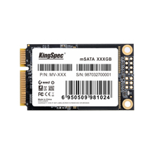 KingSpec 30GB mSATA SSD Solid State Hard Drive Disk MV-32 High Quality for Motherboard, POS Machine, Laptop, MID, IPC
