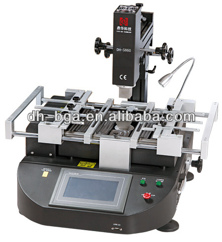 laptop/computer/cell phone motherboard chipset repair/repairing machine DH-5860 welding motherboard machine
