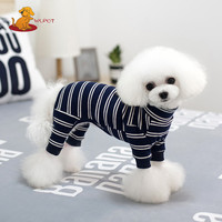 Economical Custom Design Knitting Striped Patterns For Dog Clothes