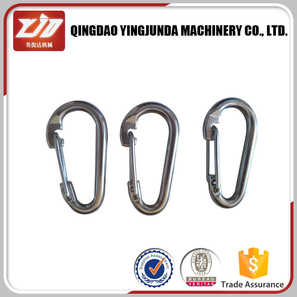 Factory Price Rigging Hardware metal Simple Snap Hooks