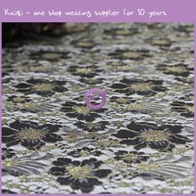 MT2005G-1 High quality french nylon lace fabric veil weddding dress lace fabric african lace fabric