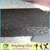 non-toxic gym rubber floor mat, rubber tiles for gym