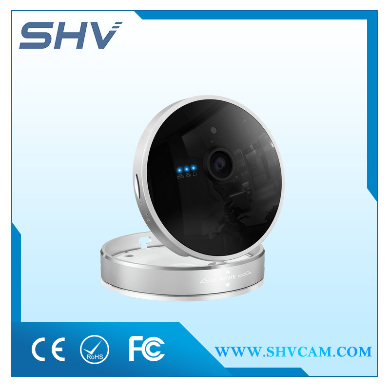Wifi IP camera+Home burglar alarm support Android and IOS APP
