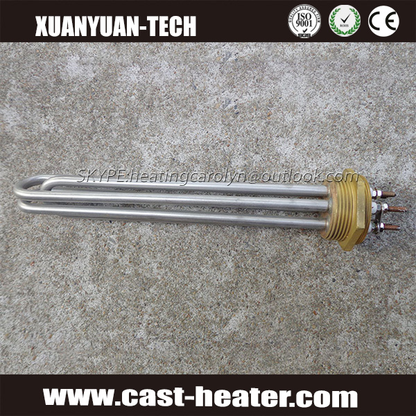 220V 6KW Titanium Immersion Heater for Chemicals