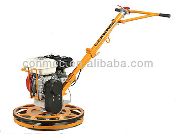 SUPERIOR QUALITY!24''/60CM GASOLINE CONCRETE EDGING POWER TROWEL CT424 FOR SALE WITH HONDA ENGINE AND CE