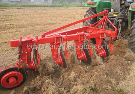 YUNTAI Durable 1LY Disc Plough from Chinese Professional Manufacturer