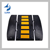 500*900*50mm Road Safety Rubber Speed Hump