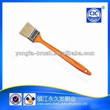Hot sale long plastic handle angle radiator paint brush
