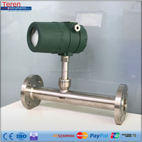 Remote Reading Helium Mass Flow Meter
