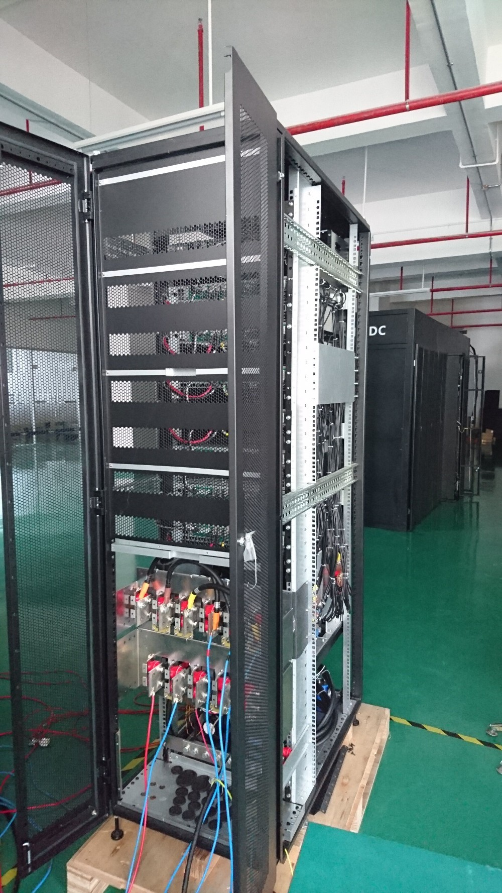 Hairf 40kva intelligent data center ups uninterruptible power