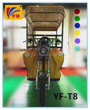 48V1000W high quality battery powered three wheel electric rickshaw price
