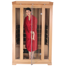 French good health far infrared cabin saunas with Tourmaline