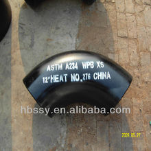 carbon steel pipe elbow pipe fitting