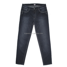GZY latest design plus size elegant jeans pants in bangalore Egypt