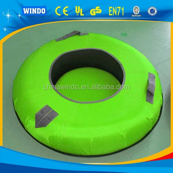 Commercial snow tubes for adults