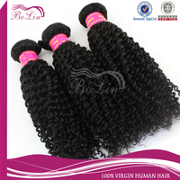 Bolin hair 100% indian human virgin kinky baby curl hair