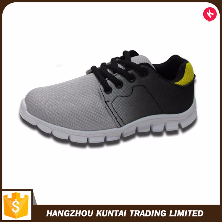 Cheap hot sale air cushion sport shoe