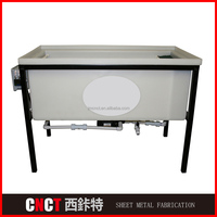 High Quality Sheet Metal Oem Stainless Steel Dip Tank