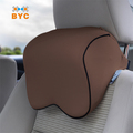 BYC Travel Neck Support Cushion Memory Foam Car Neck Pillow