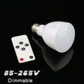 Led Emergency Rechargeable Outdoor and Indoor Bulb 5W Energy-saving Lamp Light