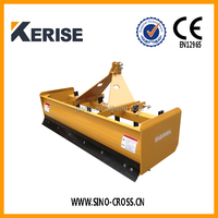 1800mm width 6 rippers Box grade blade for 30-40HP tractor