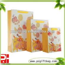 2014 fashion high quality paper bag for gift