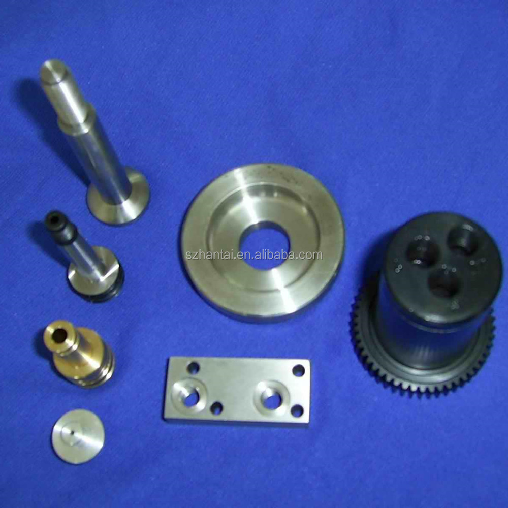 Custom High Precision Steel Cnc Milling Machine Parts And Components