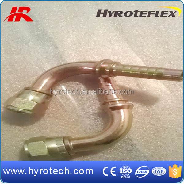 2015 New Arrival Aluminum Shower Hydraulic Hose Fittings