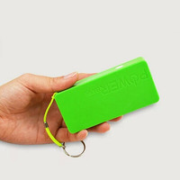 cheap keychain mobile emergency charger 4400mah