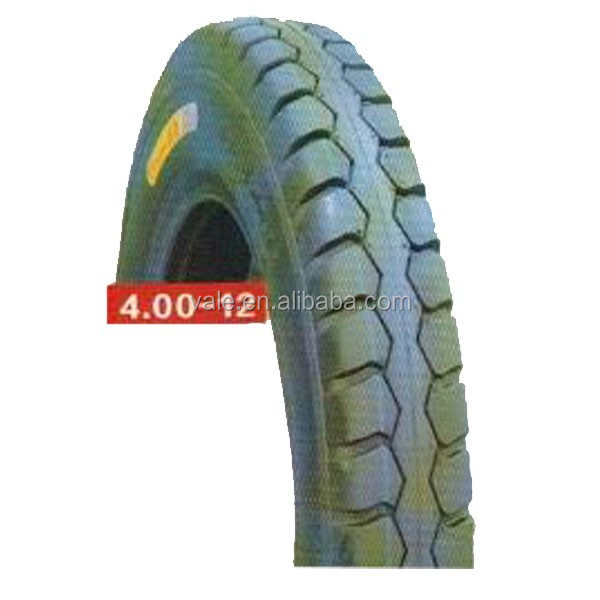 excellent chinese motorcycle tyre 4.00-12