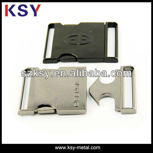 New arrival quick release buckles metal