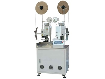 Automatic Wire Stripping Cutting and Crimping Machine (WPM-R8)