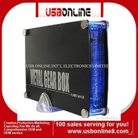 BK 5.25/3.5 USB2.0 External Case for DVDRW Burner/HDD