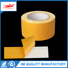 3M Yellow Custom Die cut Tesa Adhesive Tape