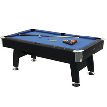 custom size best selling 7ft billiard pool table metal corner for family use