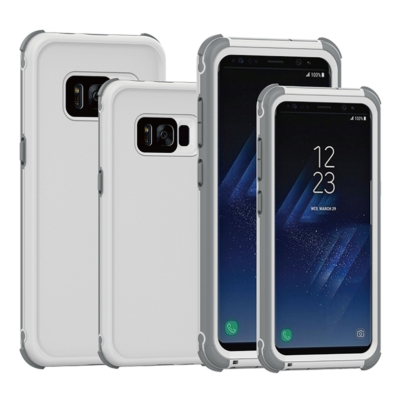 For samsung galaxy s8 armor case water proof phone accessories high quality for phone case