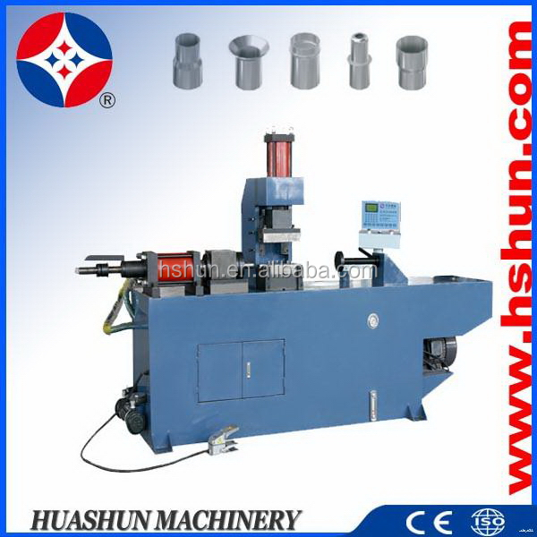 HS-TM-60 popular new arrival taper pipe end forming machine