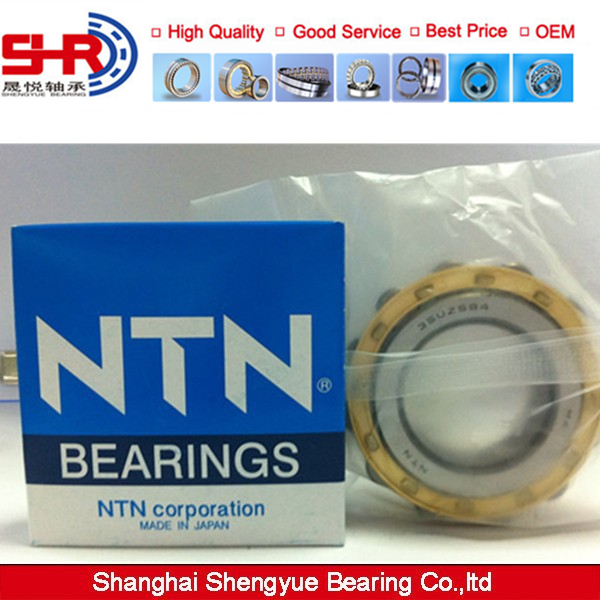 NTN Electric Scooter NU Series Cylindrical Roller Bearing NU204 NU204E