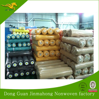 100% polyester needle punched non woven felt fabric rolls cheap price kg