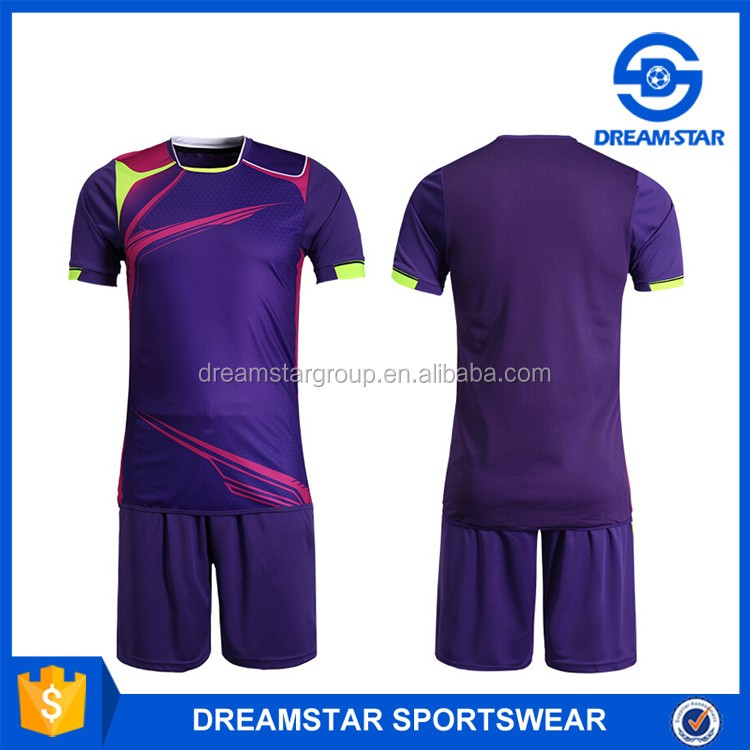 Top Quality Fashion Style Soccer Jersey in bulk