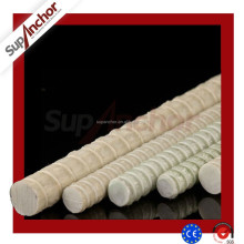 SupAnchor 20mm fiberglass frp thread rebar