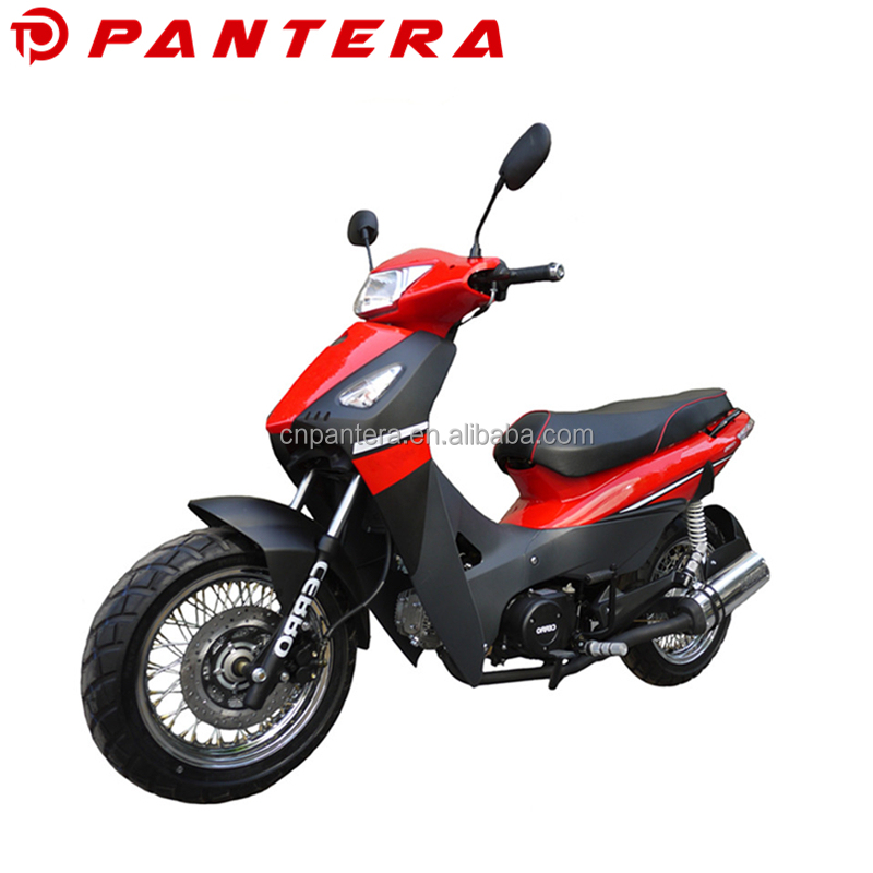 Chinese Portable 110CC Cub Motorcycle Mini Motos pantera Bike For Sale